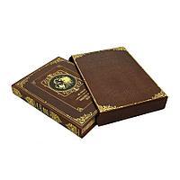 Книга «Роскошь зрелого возраста» в кожаном переплете