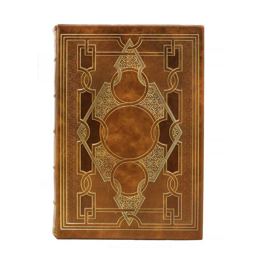 Подарочные книги «Тайные общества, союзы и ордена 2 тома» в кожаном переплете - фото 2
