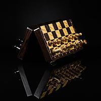 Магнитные шахматы мини «Яхтенные»