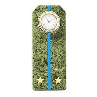 Часы Погон «лейтенант ВВС, ВКС, ВДВ», камень змеевик