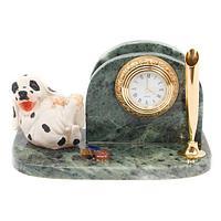 Мини-набор «Щенок далматинец лежит на спине»