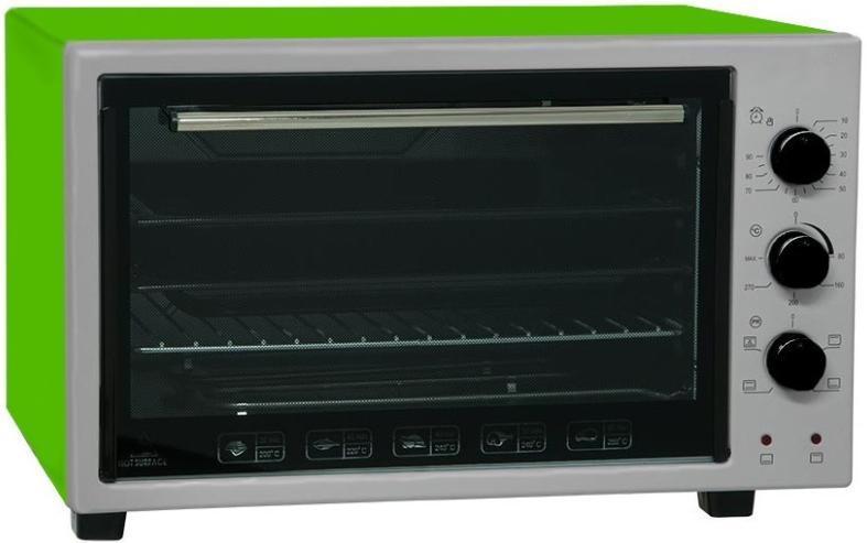 Мини-печь, электрическая Shivaki MD 3618 E green