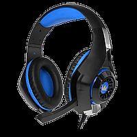 Игровая гарнитура Crown CMGH-101T, аудио вход 3,5мм