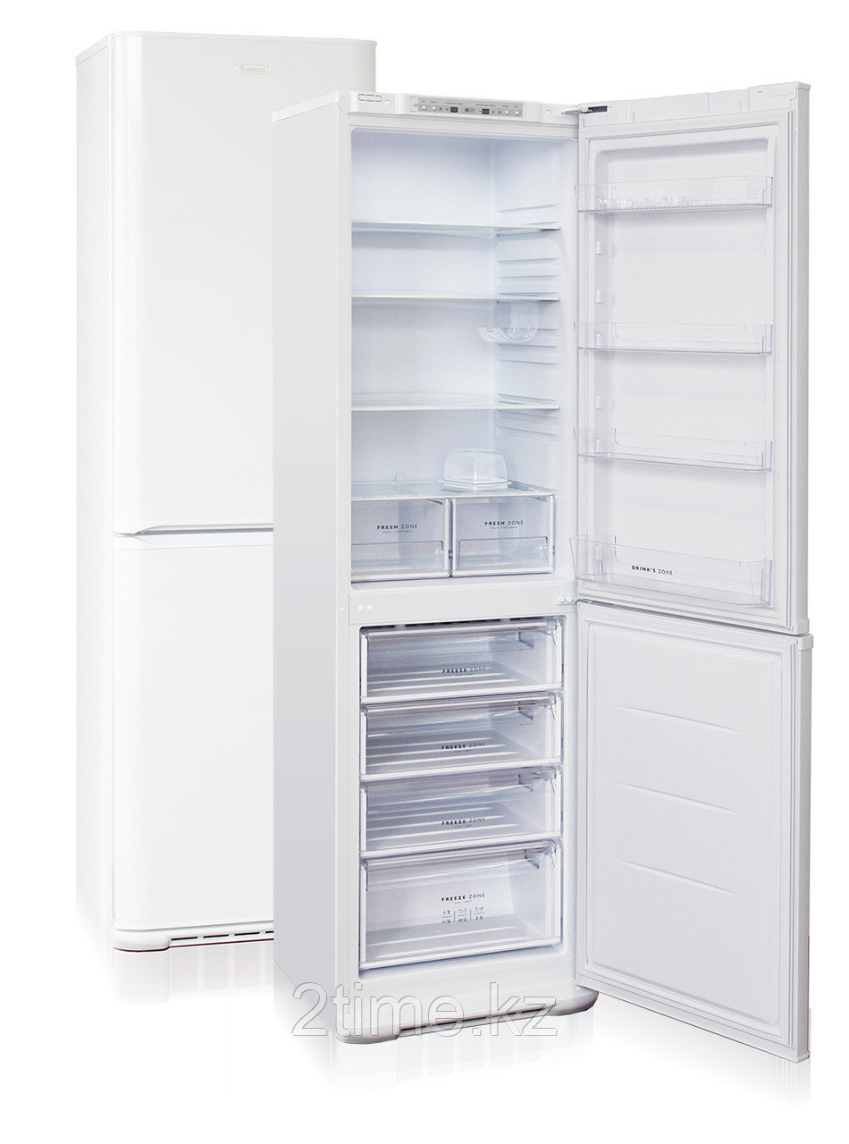 Холодильник  Бирюса 629S двухкамерный