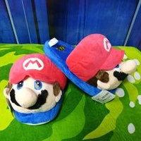 Тапочки Марио