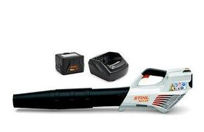 Воздуходувное устройство аккум-ное STIHL BGA 56 SET, 118 Вт /ч Li-ion (в ком-кте зар.уст. AL101 и аккум. AK20)