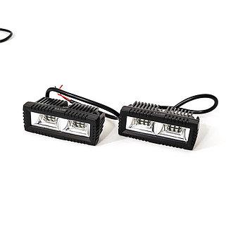 LED фары 50ватт