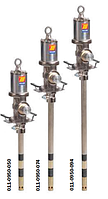 Пневматический насос для густых смазок и вязких жидкостей Meclube, модель 950