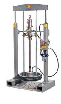 Стационарный пневматический набор Meclube для нагнетания густых смазок и вязких жидкостей 012-1350-000