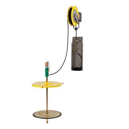 Настенный набор Meclube с пневматическими насосами 013-1138-000