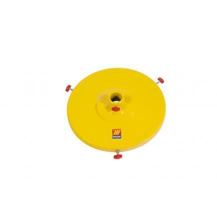 Крышка Meclube для промышленного насоса с диаметром стержня 50 мм