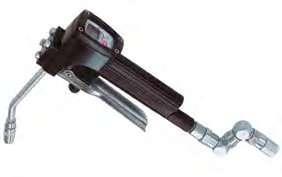 Пистолет для густых смазок с датчиком расхода Meclube