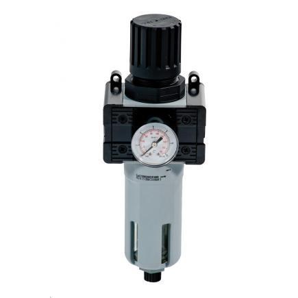 """Регулятор давления Meclube с фильтром и манометром F1/2"""""""