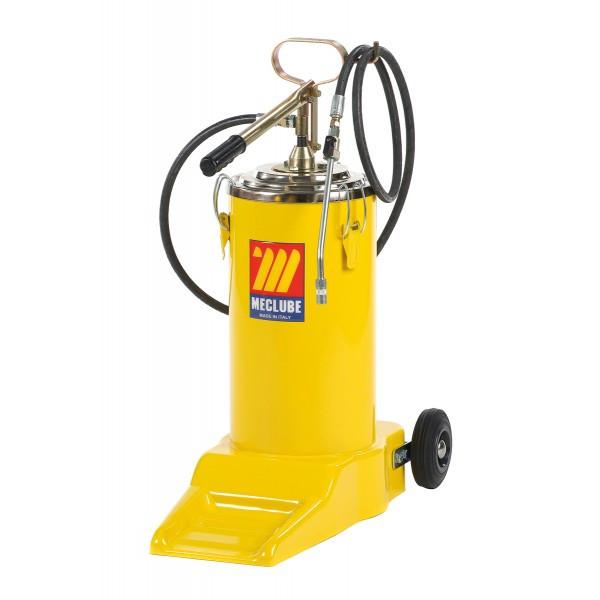 Ручной насос для густых смазок Meclube 016-1142-000