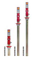 Пневматический насос Meclube для раздачи масла и аналогичных жидкостей, модель 501