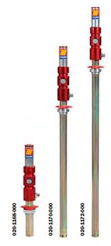 Пневматический насос Meclube для раздачи масла и аналогичных жидкостей, модель 601
