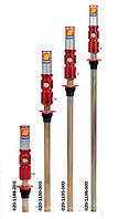Пневматический маслораздаточный насос Meclube, модель 603