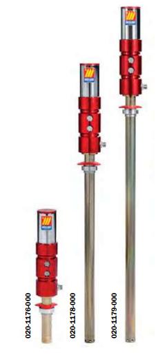 Пневматический маслораздаточный насос Meclube с высокой производительностью, модель 803