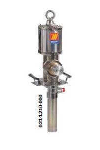 Промышленный пневматический насос для раздачи масла Meclube, модель 1210