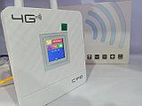 4G CPS - Портативный 4G LTE модем с WIFI роутером Wireless Mobile A9SW, фото 3