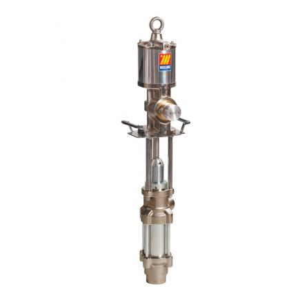 Промышленный пневматический разделенный насос Meclube, модель 1203DP0