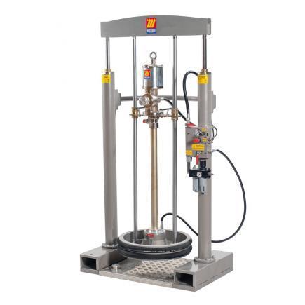 Стационарный набор Meclube для раздачи масла и аналогичных жидкостей 022-1420-000