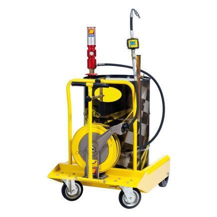Передвижной набор для раздачи масла Meclube 022-1295-000