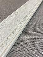 Полиуретановые молдинги Plate E-45 Pure White 45*9, фото 2