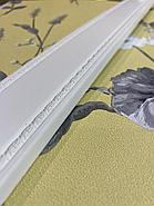 Полиуретановые молдинги Plate GW-45 White 45*9, фото 2