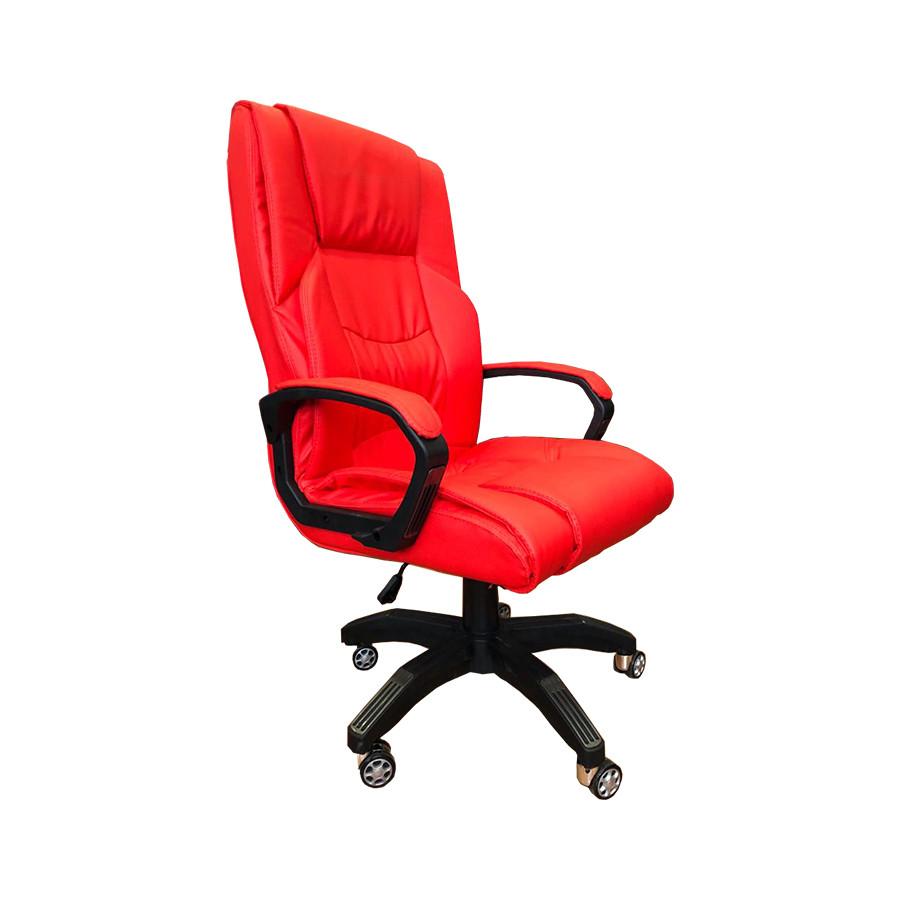 Офисное кресло Зевс из кожзама