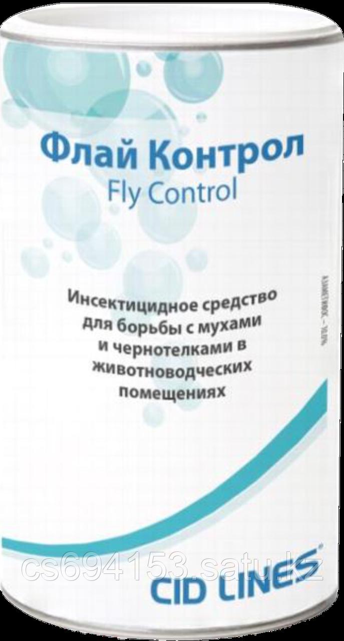 Флай Контрол (Fly Control): Инсектицидное средство для борьбы с мухами в животноводческих помещениях