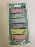 Набор мини бокнотиков для заметок 6шт Dinky
