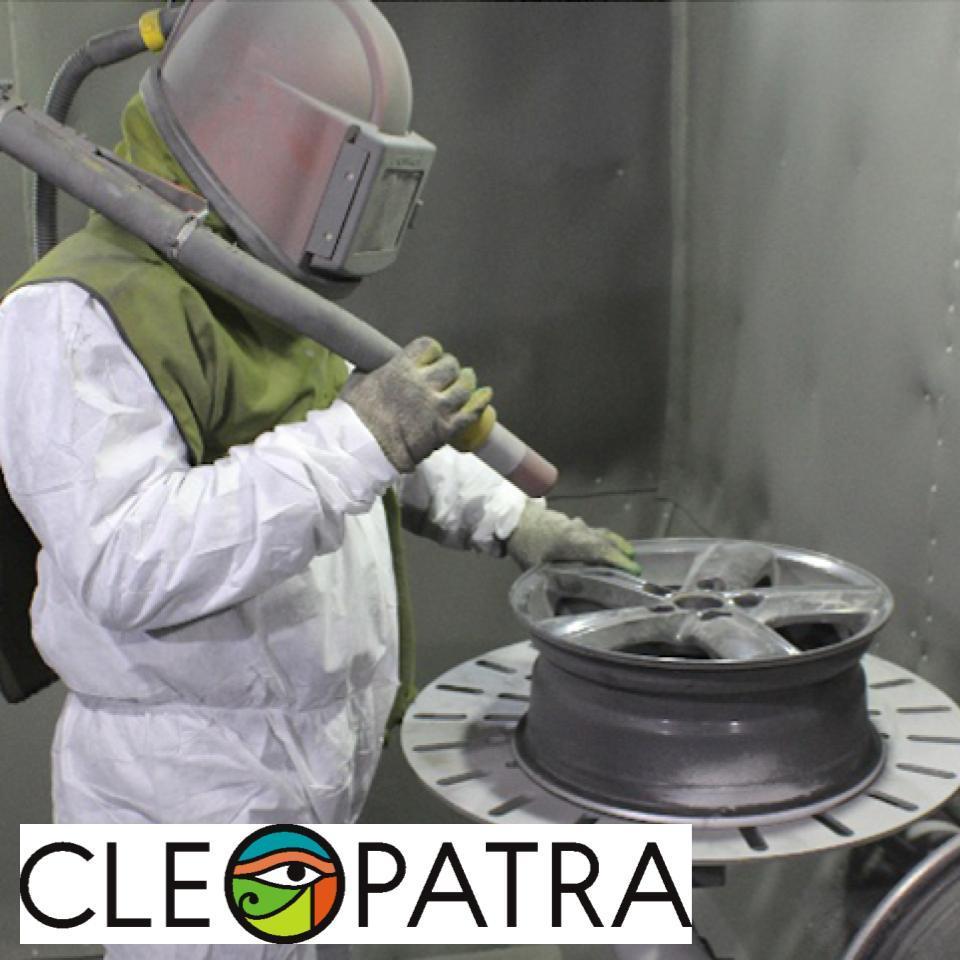 Очистка дисков от ржавчины и старой краски