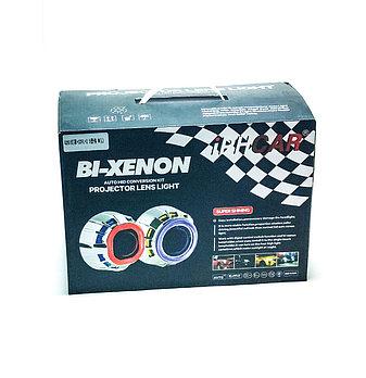 Биксеноновые линзы для автомобиля