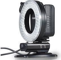 Apature Amaran AL-HC100 Накамерный LED прожектор+вспышка кольцо, фото 3
