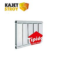 Алюминиевый радиатор TIPIDO В 350мм, Ш 85мм, Г 60мм