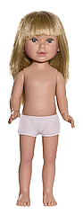 Паулина без одежды / блондинка с челкой