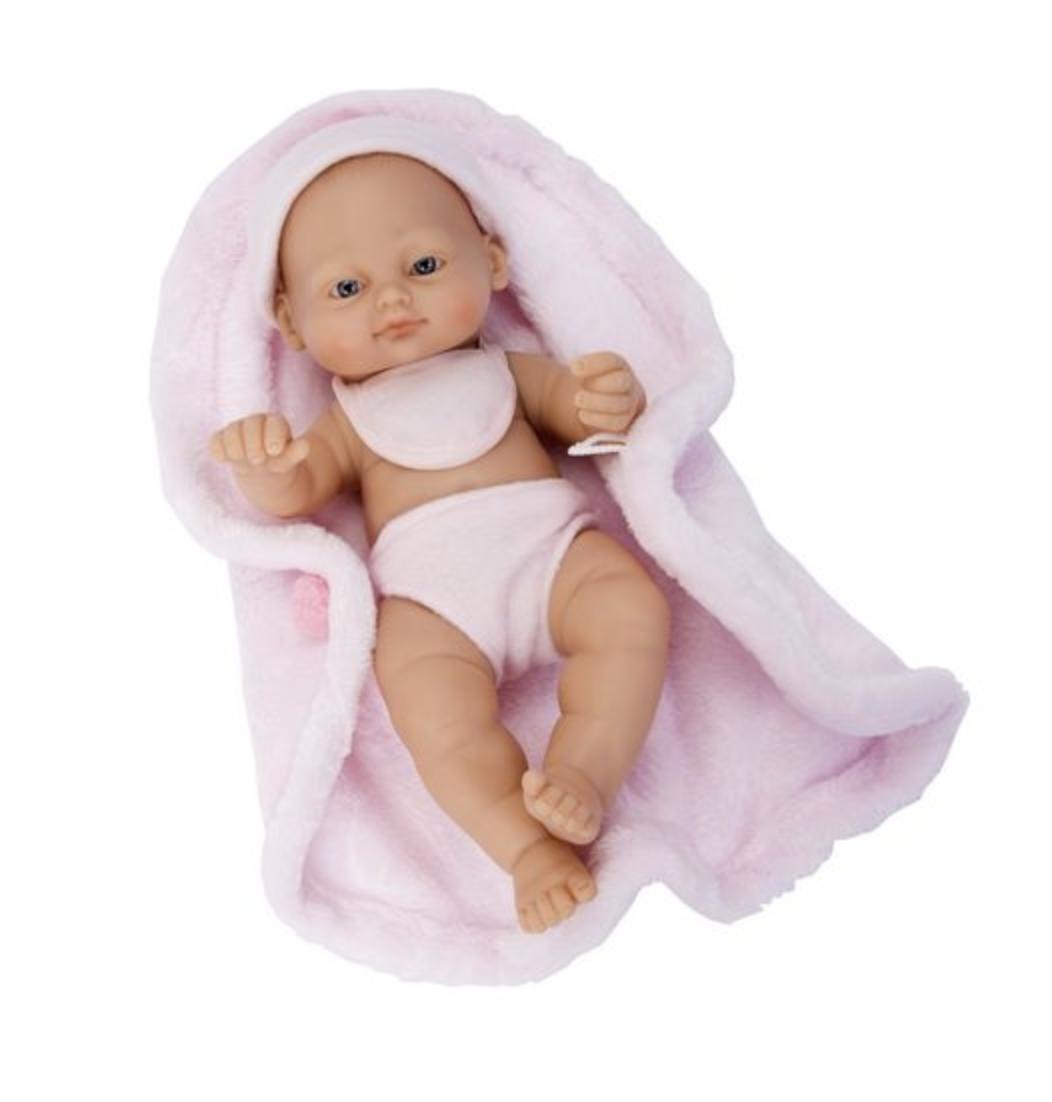 Кукла NEW BORN BABY 28 CM.девочка - фото 2