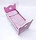 Кукла 28 CM с кроватью, фото 2