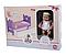 Кукла 28 CM с кроватью, фото 6