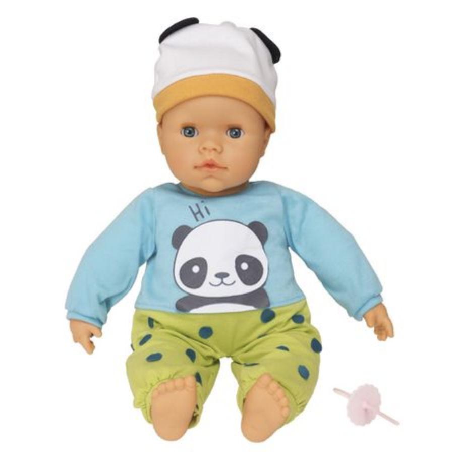 Кукла BABY с аксессуарами - фото 2
