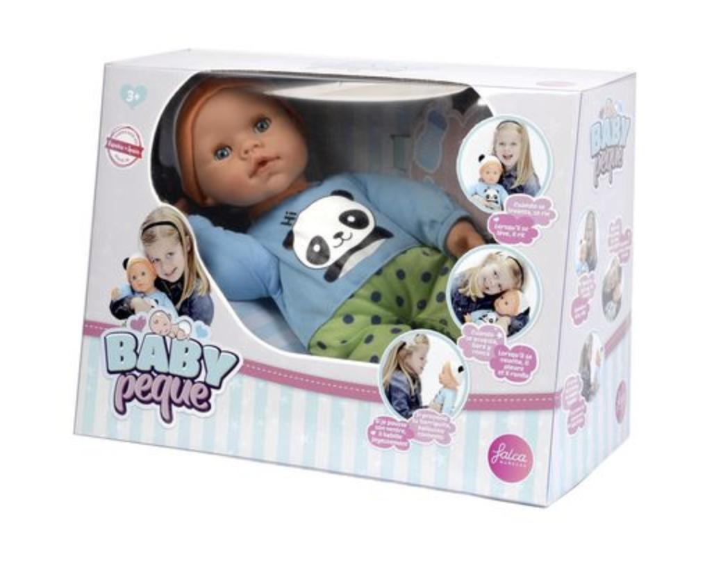 Кукла BABY с аксессуарами - фото 4