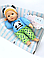 Кукла BABY  с аксессуарами, фото 5