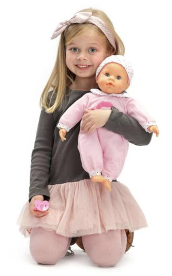 Интерактивная кукла BABY 7 звуков 2019 - фото 4