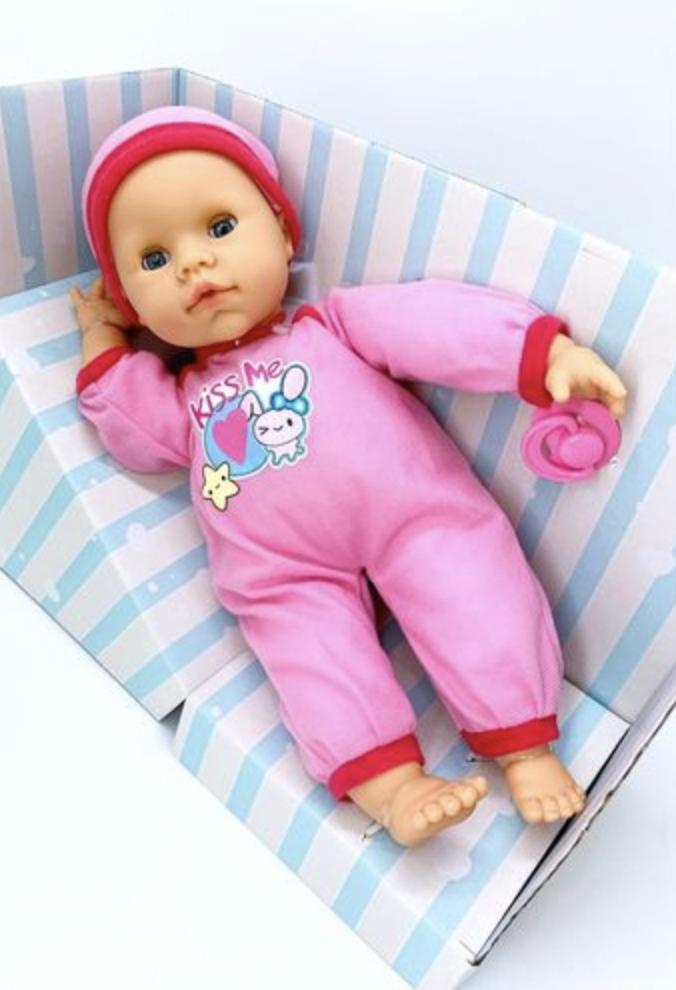 Интерактивная кукла BABY 7 звуков 2019 - фото 5