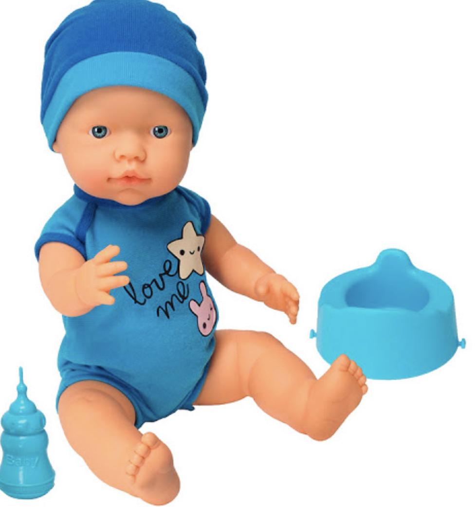 Кукла GUGU PIPI - фото 1
