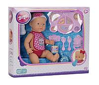Кукла GUGU кушает