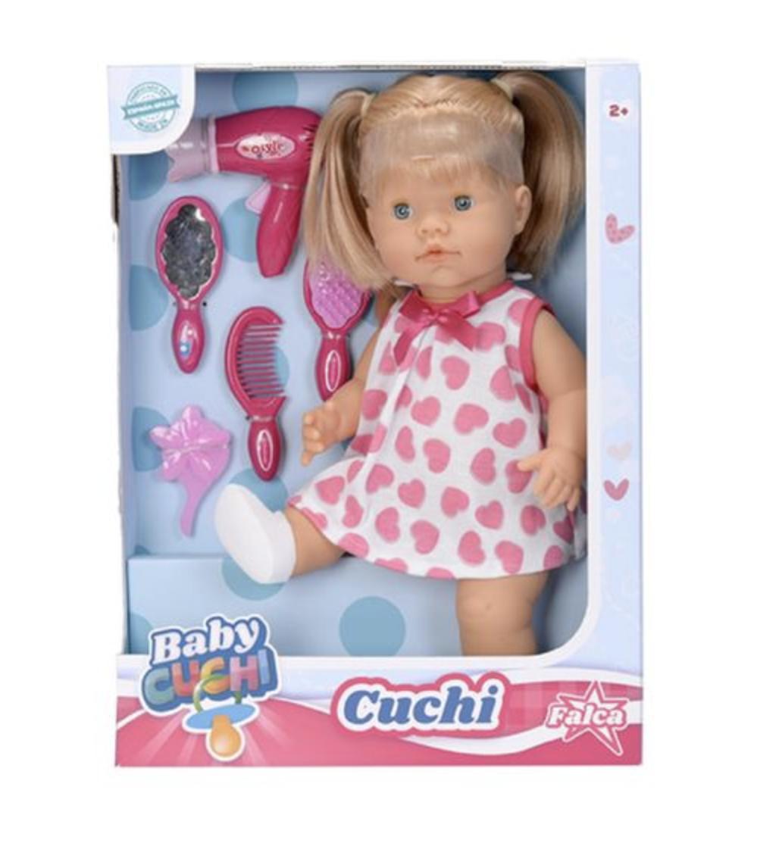 Кукла CUCHI 40 CM - фото 1