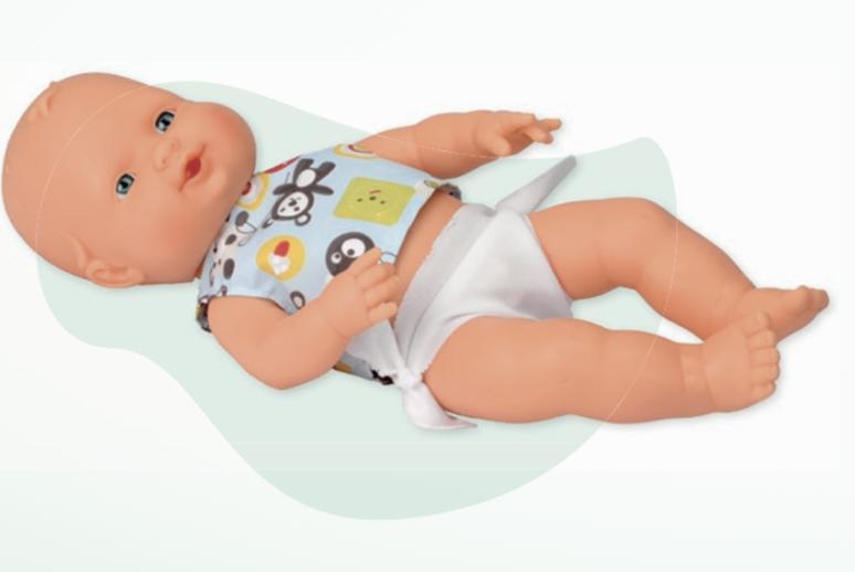 Кукла BABY 35 CM - фото 1