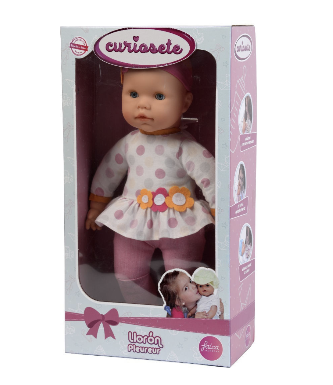 Кукла LLORO 45 см / 2019